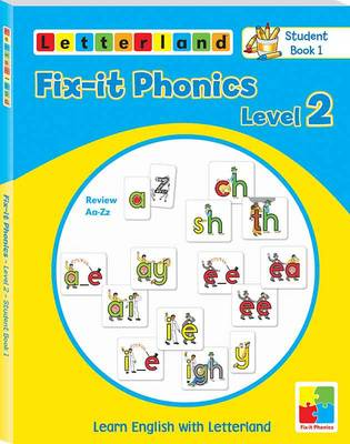Fix-it Phonics: Studentbook 1 Level 2: Learn English with Letterland (Paperback)