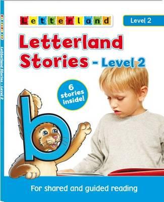 Letterland Stories: Level 2 - Letterland at Home (Paperback)