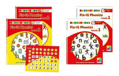 Fix it Phonics: Student Pack Level 1 (Paperback)