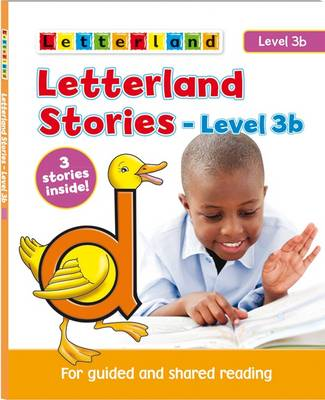 Letterland Stories: Level 3b - Letterland at Home (Paperback)