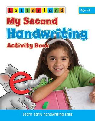 My Second Handwriting Activity Book: Learn Early Handwriting Skills - My Second Activity Books 1 (Paperback)