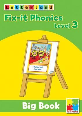Fix it Phonics: Level 3