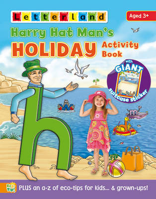 Harry Hat Man's Holiday Activity Book (Paperback)