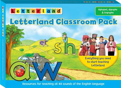 Letterland Classroom Pack: Essential Primary Teaching Resources