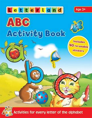 ABC Activity Book - ABC Trilogy 1 (Paperback)