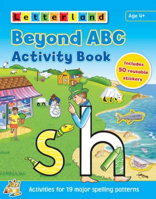 Beyond ABC Activity Book - ABC Trilogy 2 (Paperback)