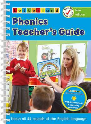 Phonics Teacher's Guide 2014: Teach All 44 Sounds of the English Language (Spiral bound)