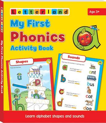 My First Phonics Activity Book (Paperback)