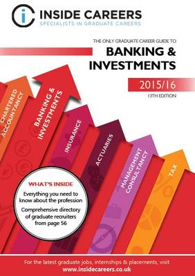 Inside Careers Guide to Banking, Securities & Investments 2015/16 (Paperback)
