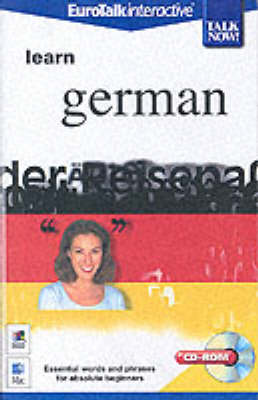 Talk Now! Learn German: Essential Words and Phrases for Absolute Beginners (CD-ROM)