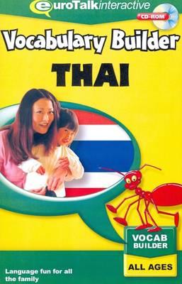 Vocabulary Builder - Thai (CD-ROM)