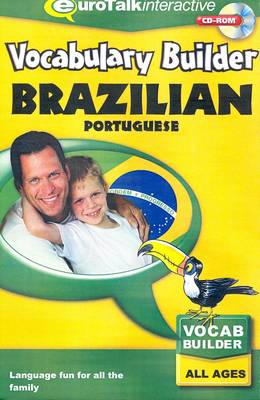 Vocabulary Builder - Brazilian Portuguese - Vocabulary Builder (CD-ROM)