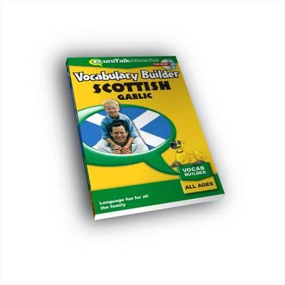 Vocabulary Builder: Scots Gaelic (CD-ROM)