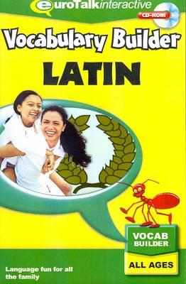 Vocabulary Builder - Latin - Vocabulary Builder (CD-ROM)