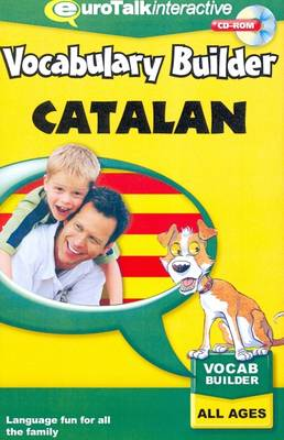 Vocabulary Builder - Catalan (CD-ROM)