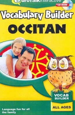 Vocabulary Builder - Occitan - Vocabulary Builder (CD-ROM)