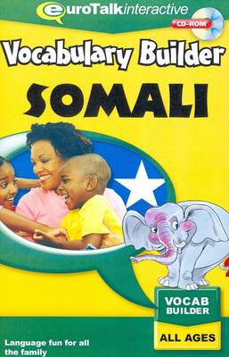 Vocabulary Builder - Somali - Vocabulary Builder (CD-ROM)