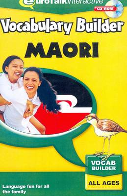 Vocabulary Builder - Maori - Vocabulary Builder (CD-ROM)