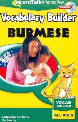 Vocabulary Builder - Burmese - Vocabulary Builder (CD-ROM)