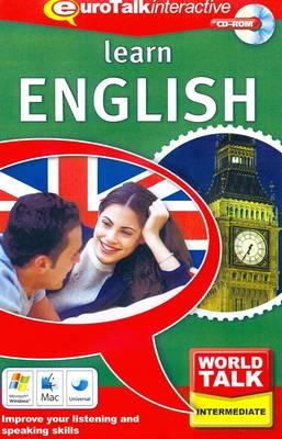 World Talk - Learn English: Improve Your Listening and Speaking Skills - World Talk (CD-ROM)