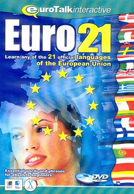 Euro 21: Learn Any of the 23 Official Languages of the European Union (CD-ROM)