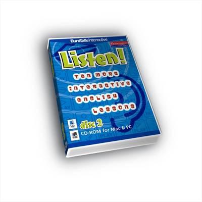 Listen! Ten More Interactive English Lessons - Listen! (CD-ROM)