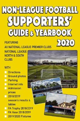 Non-League Football Supporters' Guide & Yearbook 2020 (Paperback)
