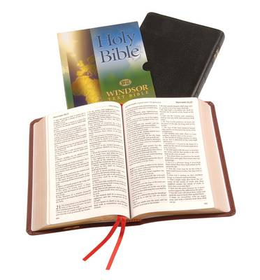 Holy Bible: Authorised (King James) Version: Windsor Text - Windsor Series (Leather / fine binding)