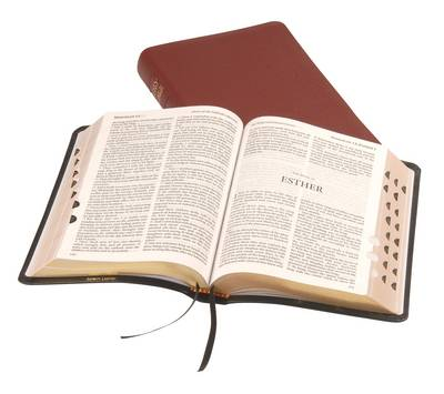 Holy Bible - with Thumb Index: Authorised (King James) Version: Windsor Text - Windsor Series (Leather / fine binding)