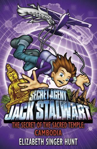 Jack Stalwart: The Secret of the Sacred Temple: Cambodia: Book 5 - Jack Stalwart (Paperback)