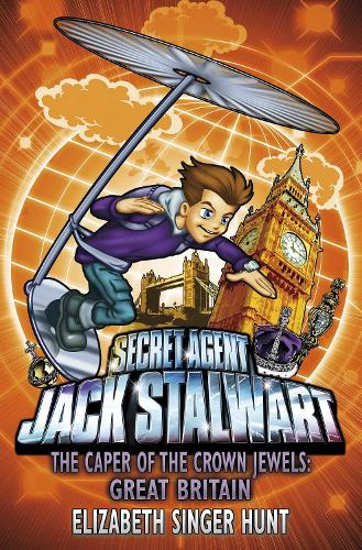 Jack Stalwart: The Caper of the Crown Jewels: Great Britain: Book 4 - Jack Stalwart (Paperback)