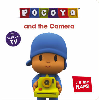 Pocoyo and the Camera (Paperback)