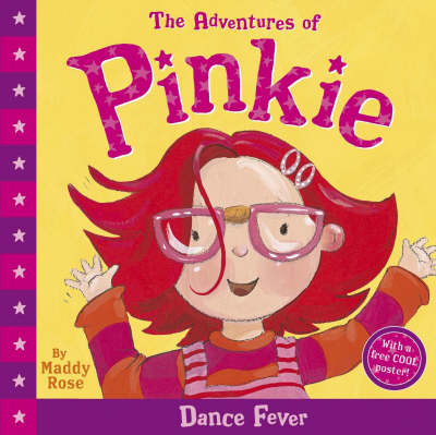 The Adventures of Pinkie: Dance Fever (Paperback)