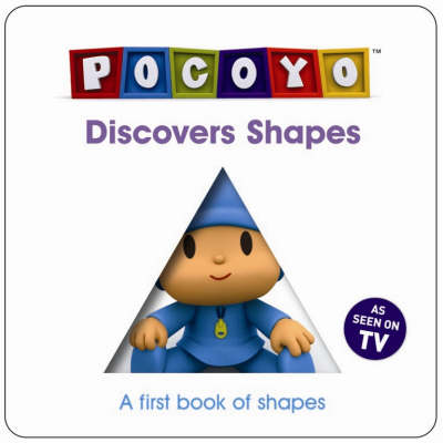 Pocoyo Discovers Shapes (Hardback)