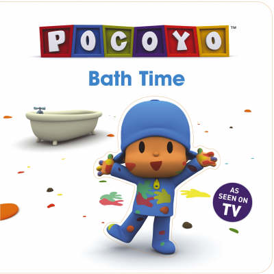 Pocoyo Bath Time (Hardback)