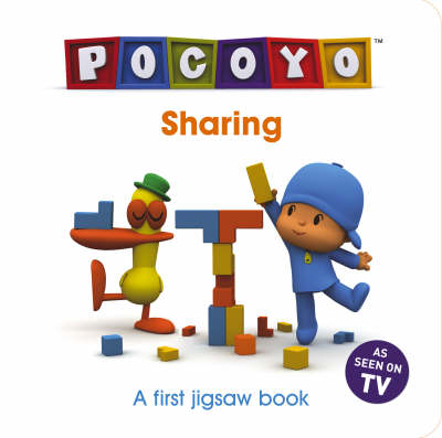 Pocoyo Sharing (Hardback)