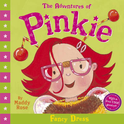 The Adventures of Pinkie: Fancy Dress (Paperback)