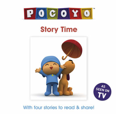 """Pocoyo"" Story Time (Paperback)"