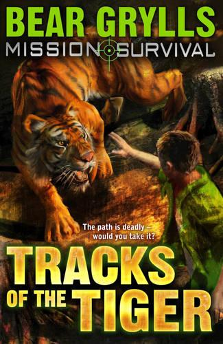 Mission Survival 4: Tracks of the Tiger - Mission Survival (Paperback)