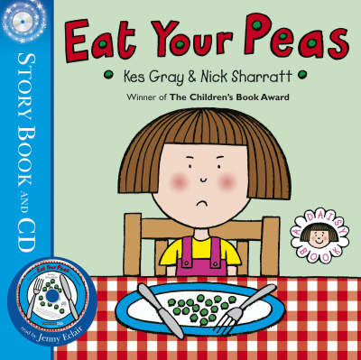 Eat Your Peas - Daisy Picture Books 1 (Paperback)