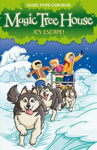 Magic Tree House 12: Icy Escape! - Magic Tree House (Paperback)