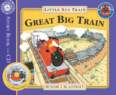 The Little Red Train: Great Big Train (Paperback)