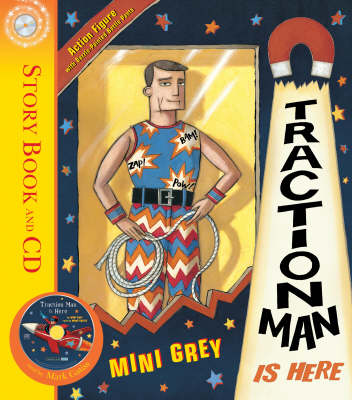 Traction Man is Here - Traction Man 1 (Paperback)