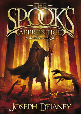 The Spook's Apprentice: Book 1 - The Wardstone Chronicles 1 (Paperback)