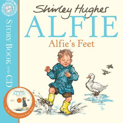 Alfie's Feet - Alfie 2 (Paperback)