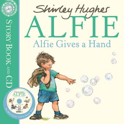 Alfie Gives A Hand - Alfie (Paperback)