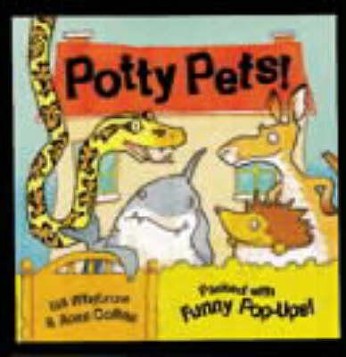 Potty Pets - Animal mini pops (Hardback)