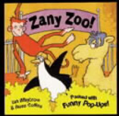 Zany Zoo - Animal mini pops (Hardback)