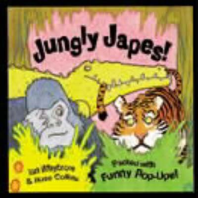 Jungly Japes - Animal mini pops (Hardback)