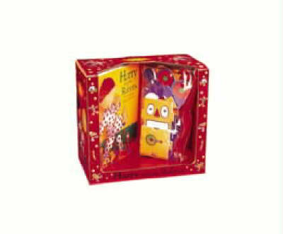 Harry and the Robots: Gift Pack (Hardback)